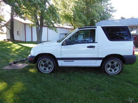 buy   chevy tracker   steubenville ohio