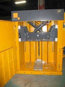 New In Stock Bramidan X25 Vertical Baler