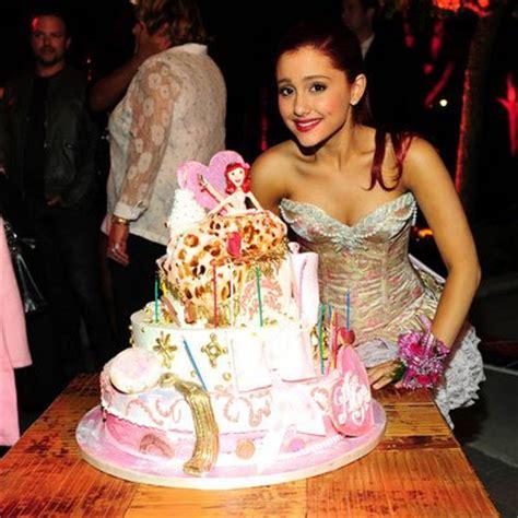 Best Celebrity Birthday Cakes, Teen Stars Birthday Parties