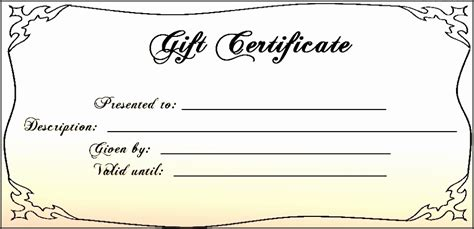 printable gift voucher template sampletemplatess