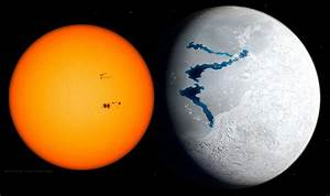 ICE AGE WARNING: Sunspots begin to disappear from Sun as ...