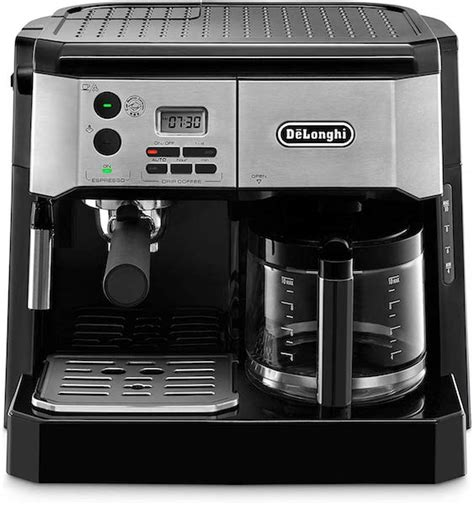 The combination coffee espresso machine saves space and makes great coffee drinks. Best Coffee and Espresso Maker Combo 2019 (Reviews & Buyer's Guide) | Reviews & Buyer's Guide