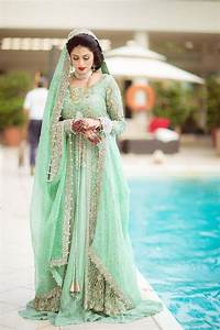 Pakistani bridal lehenga dresses designs styles 2018 2019 for Wedding dresses pakistani 2016