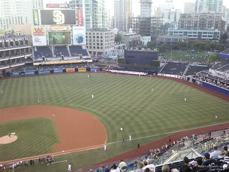 san diego section 8 petco park section 311 rateyourseats