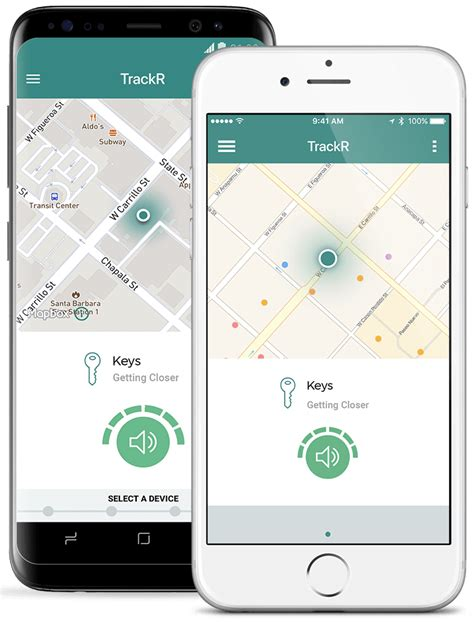 trackr bravo app find more search less