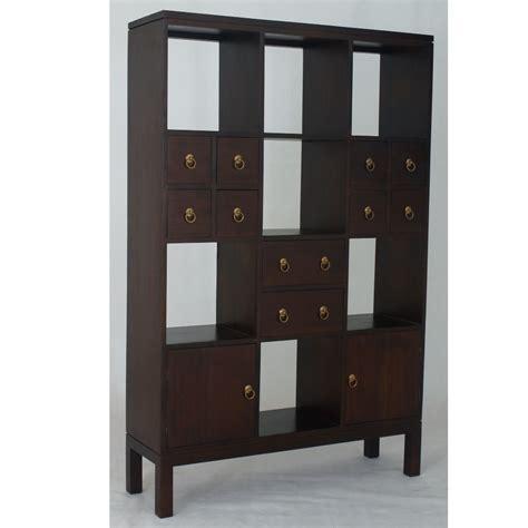 Bookcase With Storage by Storage Bookcase With 2 Doors 10 Drawers Modern History