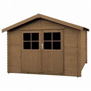 abri de jardin bois traite autoclave 992 m2 ep34 mm With abri de jardin autoclave