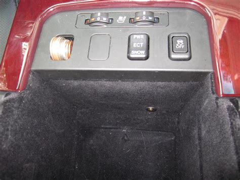 ipodaux input install  mounting jack club lexus forums