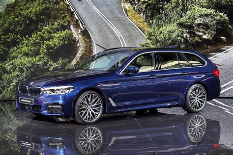 Who Makes Bmw by New Bmw 5 Series Touring Makes 2017 Geneva Debut Auto
