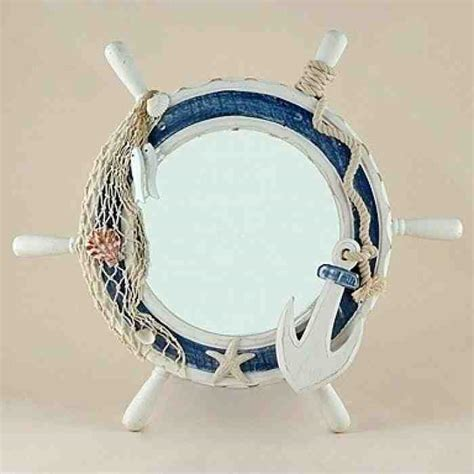 nautical bathroom mirror decor ideasdecor ideas