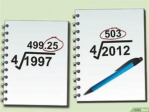 Schaltjahr Berechnen : schaltjahre berechnen wikihow ~ Themetempest.com Abrechnung