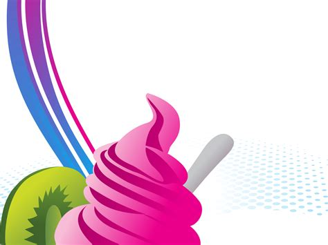 Sweet Ice Cream Backgrounds  Foods & Drinks Templates