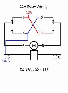 12v Relay With Timer Switch