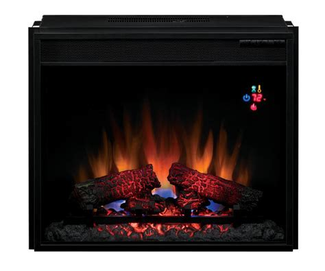 23 electric fireplace insert 23 quot spectrafire electric fireplace insert 23ef023gra