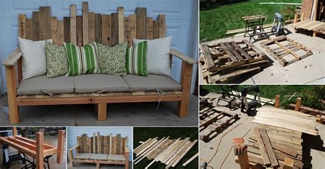 wonderful pallet furniture ideas  tutorials