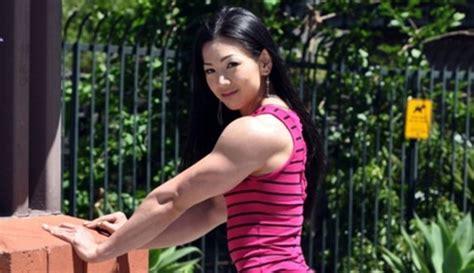 wanita perkasa dari korea kekarnya ngalahin laki laki