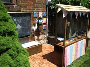 Outdoor Natural Playground Ideas