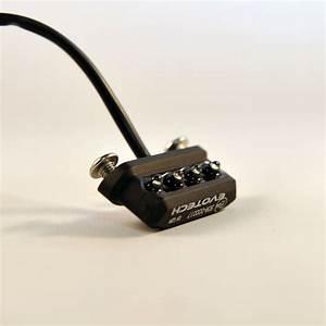 Eclairage Plaque Moto : eclairage de plaque evotech alu led ~ Melissatoandfro.com Idées de Décoration