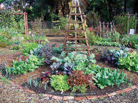 edible garden designs pacific horticulture society new palo alto demonstration gardens