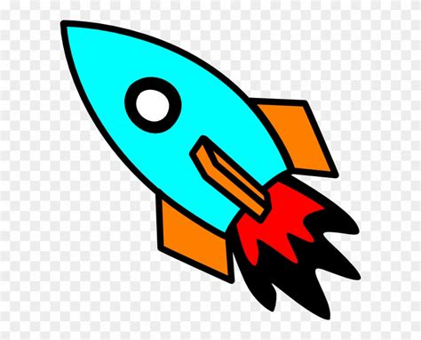 Rocket Ship Clip Rocketship Clip Image Animated Rocket Free