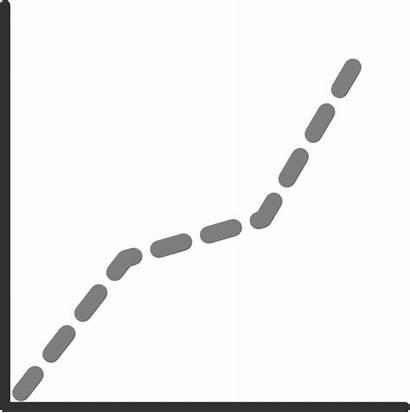 Graph Simple Line Clip Clipart Cliparts Clker