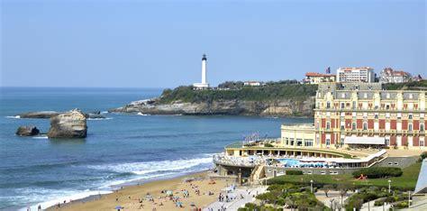 chambre d hote biarritz vue sur mer chambre standard vue sur mer le grande plage à