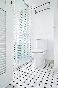 window treatment ideas for bathroom create visual drama with black and white floors home decor singapore