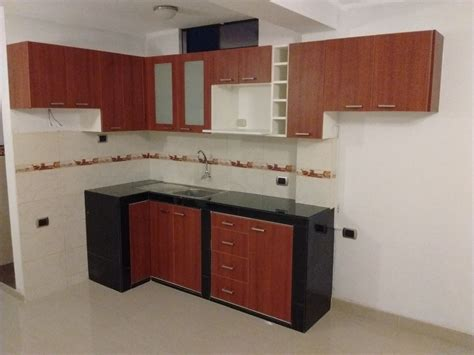 muebles de cocina en melamina   en mercado libre