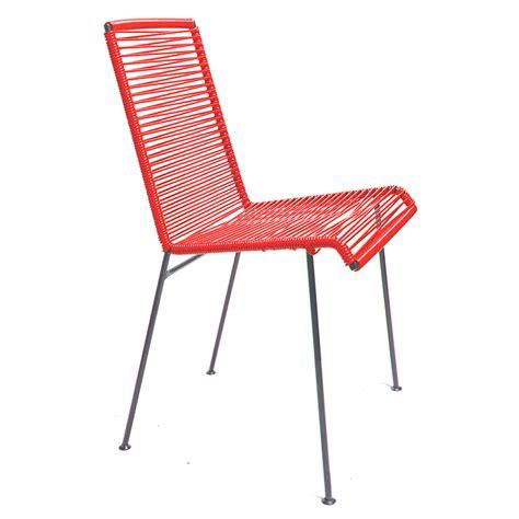 chaise fil plastique fil plastique pour chaise 28 images chaise en fil de