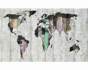 Papier Peint Planisphère : papier peint photo papier planisph re 254 x 184 cm acheter sur ~ Teatrodelosmanantiales.com Idées de Décoration