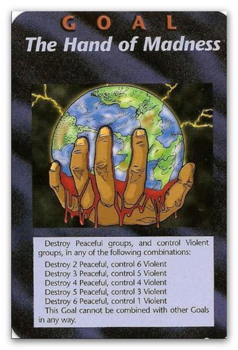 Illuminati Card Buy Illuminati Cards The Of Madness Goal By Icu8124me