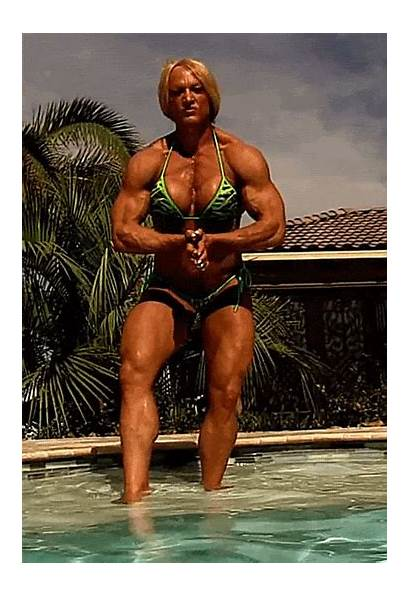 Muscular Gifs Girlswithmuscle Works Female Living Gfycat