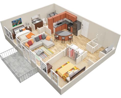 Stylish Home Interiors - luxury loft apartments in atlanta mariposa lofts
