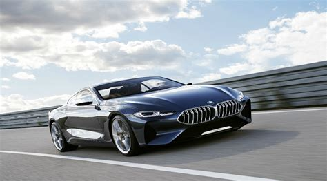 Bmw 8 Series Coupe And 2018 Bentley Continental Gt As