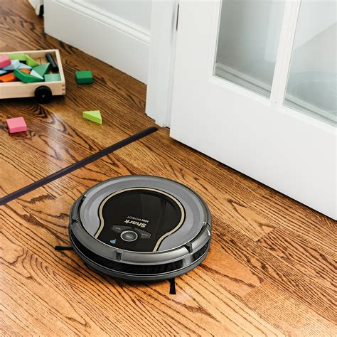 shark ion robot vacuum  wifi connected voice control