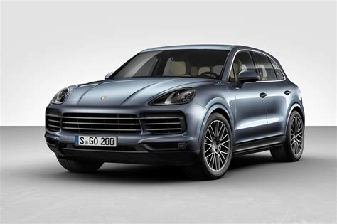 2019 Porsche Cayenne First Look Review