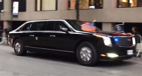 New Limo by New Presidential Limo Auto Breaking News
