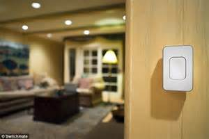 switchmate lets you make your household lights smart