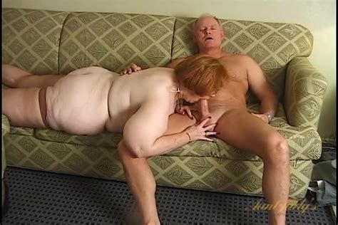 Old Couple Makes A Blowjob Video For Us Alpha Porno