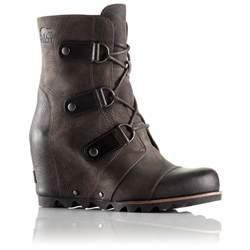 s wedge boots canada sorel joan of arctic wedge mid boots 39 s evo