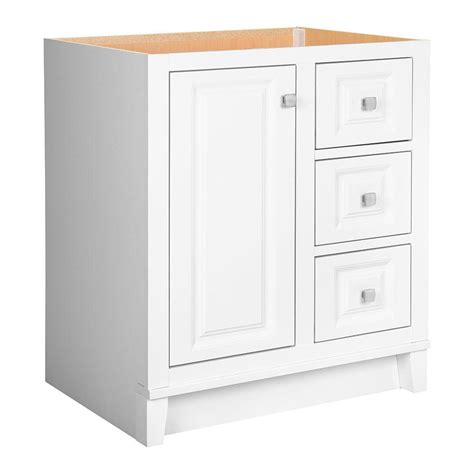 glacier bay bathroom cabinets glacier bay kinghurst 30 in w x 21 in d x 33 5 in h