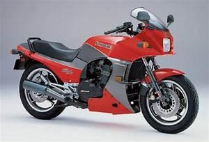 La Kawazaki Gpz 900r  Une Moto Embl U00e9matique    U00bb Acidmoto