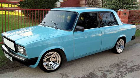 Another old Lada Riva | Scrawb | Flickr