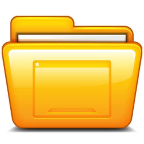 icône bureau un dossier gratuit de mac folders icons
