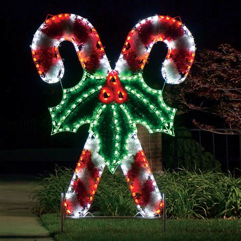 candy cane outdoor lights  trendy outdoor lights