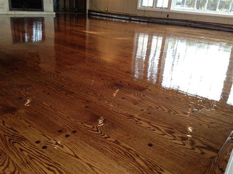 On Hardwood Floors by Replacing An Floor To New Again Go Green Floors