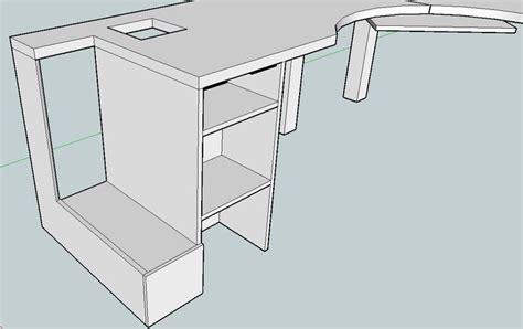 ideas  desk plans  pinterest standing desks furniture plans  computer desks