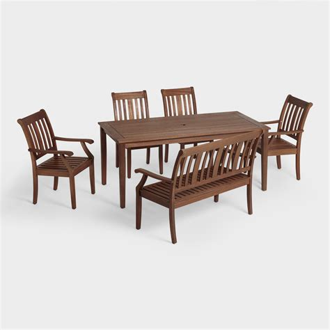 st martin outdoor dining collection world market
