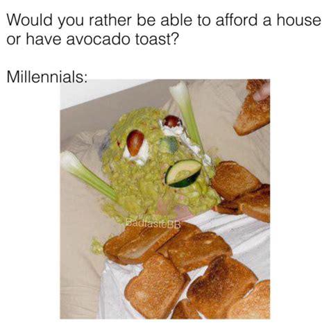 Avocado Memes - avocado toast know your meme