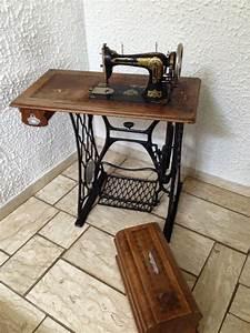 Nähmaschinengestell Als Tisch : wenn es regnet upcycling eines alten n hmaschinentisches ~ Buech-reservation.com Haus und Dekorationen
